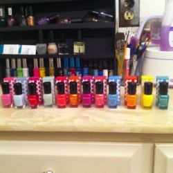 My @zoyanailpolish spring minis arrived! Can't wait to rock every color. #nailpolish #spring #color #zoya #beauty