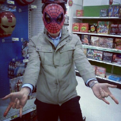 Spidermaaaan, Spiderman, radioactive Spiderman