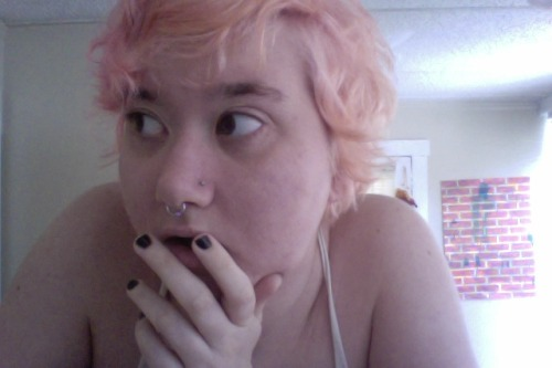 """I went light pink over the weekend! I'm really really happy with it c: flyawaydog.tumblr.com"" nice, thanks for sharing!"