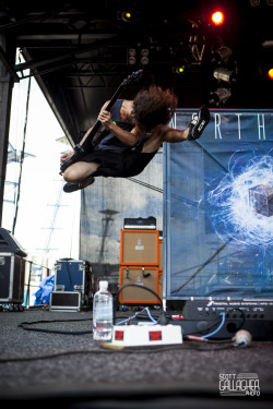 scottgallagherphotoanddesign:  northlane - sydney soundwave '13full gallery at http://www.the59thsound.com/soundwave-festival-2013-photos—olympic-park-sydney-24022013.html