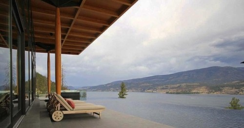 Summer days spent at a home like this are a dream! We worked with @house8media to film a segment for #MillionDollarRooms on @hgtv in August 2012. The infinity edge pool is a flawless match overlooking Okanagan Lake! The home is on the market for...