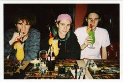 swim-deep:  cocktails make the world go around