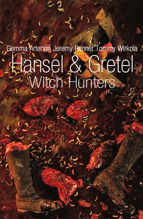 Hansel and Gretel: Witch Hunters by Tob Waylan