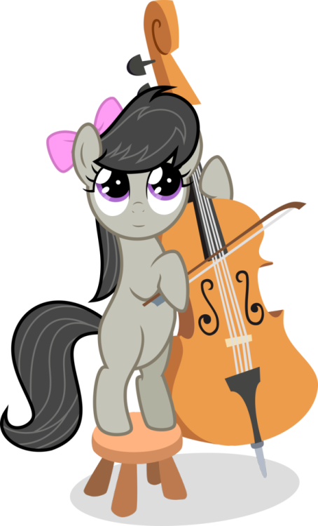 epicbroniestime:  Music Lesson - Vector of Octavia by *Agamnentzar
