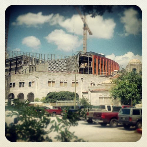 The Tobin Center for the Performing Arts…formally Municipal Auditorium. #ILoveSanAntonio