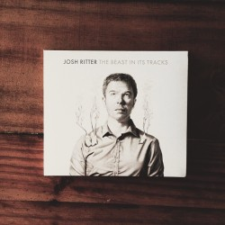 Albums I'm thrilled to receive: anything by @joshritter.