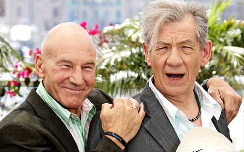 Guys — Magneto is marrying Professor X. Like, literally.