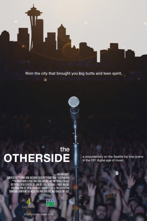 madnw:  The poster for The Otherside documentary.