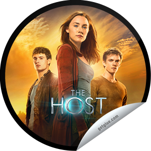 I just unlocked the The Host Box Office sticker on GetGlue                      13068 others have also unlocked the The Host Box Office sticker on GetGlue.com                  What if everything you love was taken from you in the blink of an eye? Thank you for seeing The Host in theaters.  Share this one proudly. It's from our friends at Open Road Films.