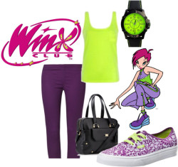 Techna - Winx Club