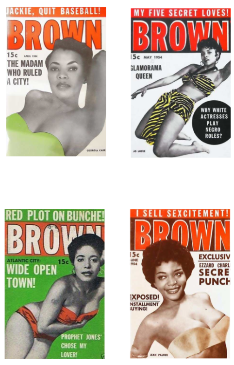 Now Available for iPAD    SECRET HISTORY OF THE BLACK PIN UP      $5.99  Ebook The first and only history of African-American women in the Pin Up Industry 120 Pages HERE
