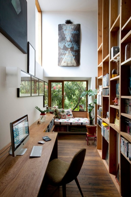 myidealhome:  compact space  Perfect for reading books
