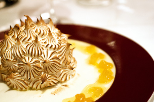baked alaska photo by bionicgrrrl