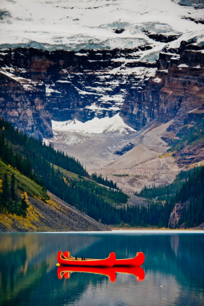 Lake Louise (by dave_apple)