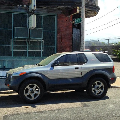 #isuzu #vehicross spotting