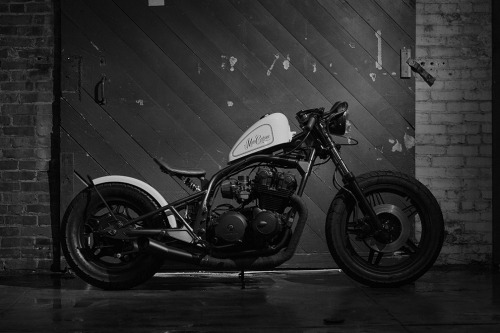 redemptioncycles:  Redemption Cycles Honda- CB750 rigid