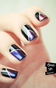 Nail art and trends Details at http://bit.ly/14FOOcR