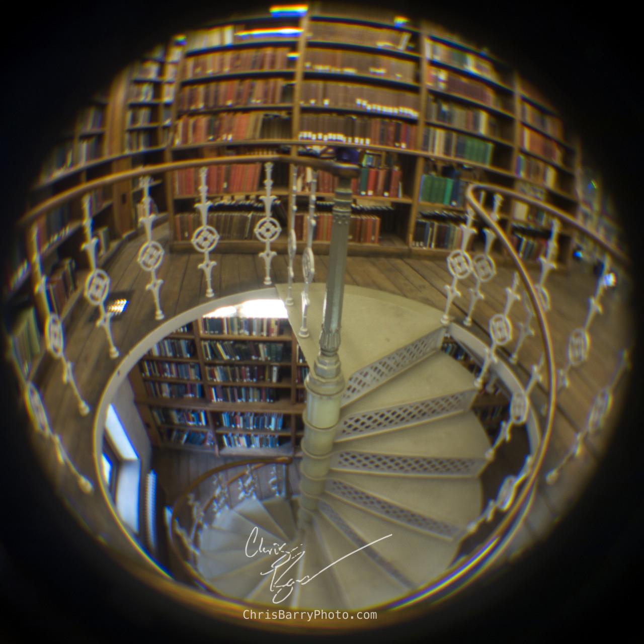 The Linderman Spiral
