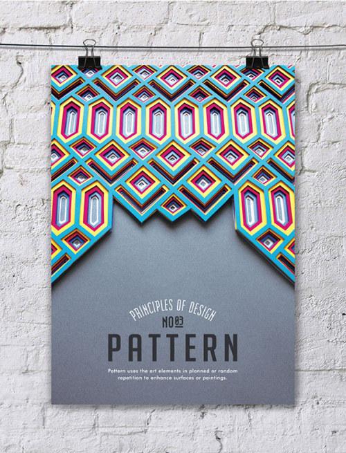 visualgraphc:  Principles of Design in Paper Art by Efil Turk