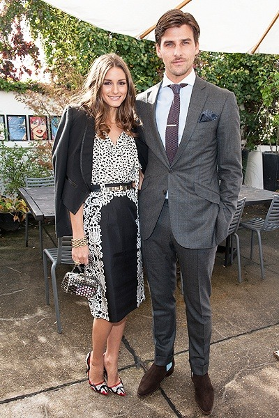 World's Most Stylish Couple 71 Olivia Palermo & Johannes Huebl