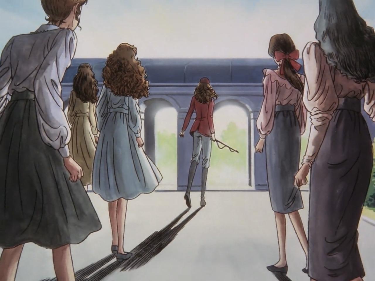 #Onii-sama e#dear brother#90s anime#cap
