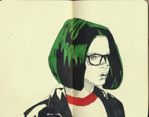 eatsleepdraw:  Ghost World