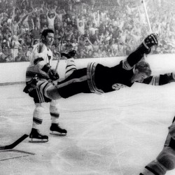 Happy Birthday to a Legend . Bobby Orr Number four :)