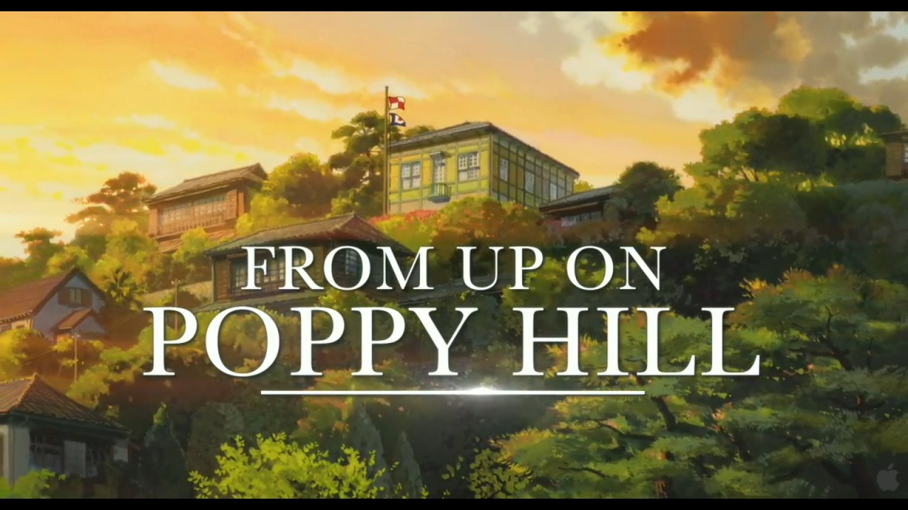 U.S Release Trailer for New Studio Ghibli Film Studio Ghibli is undoubtedly one of the best anime studios of all time. Ghibli has put out some of the best animated films at a consistent rate. They are back with their follow up to last year's well received Secret World of Arrietty.  From Up On Poppy Hill is the story of a girl dealing with the loss of her father while the 1964 Tokyo Olympics' construction crew threatens their school house. Directed by Goro Miyazaki (Tales From Earthsea) and written by Hayao Miyazaki.  Check It: More Film on AlbotasBuy It: The Secret World of Arrietty on Blu-ray