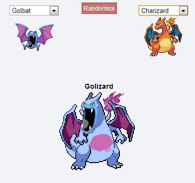 This pokemon fusion thing ranges from the hilarious to the absolutely terrifying.