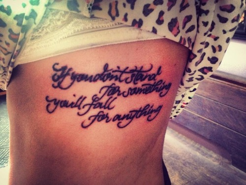 #newtat #tattoo #quote