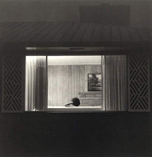 mpdrolet:  From Summer Nights, Walking Robert Adams