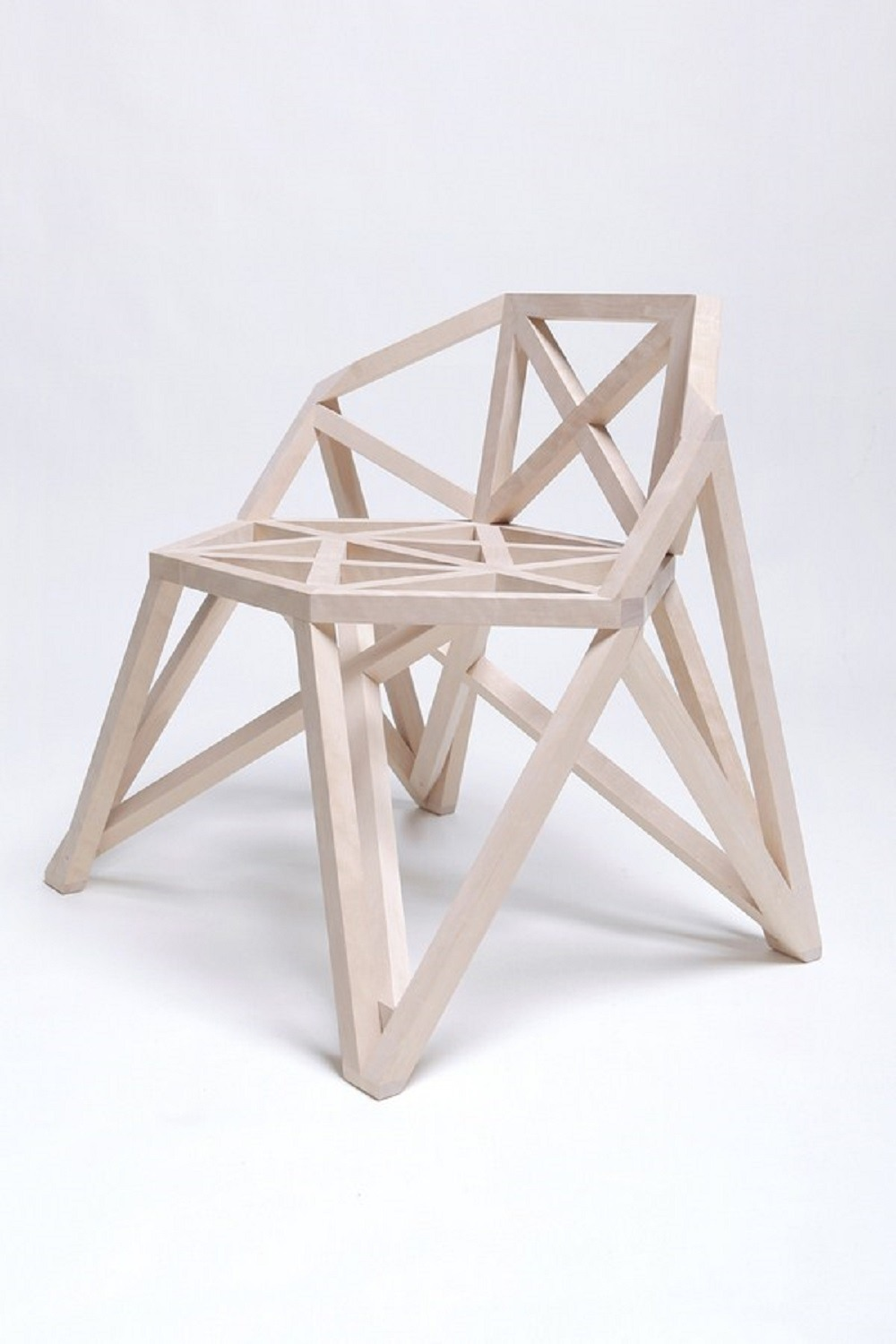 Spanish Product design: Bridge chair by Arthur Analts & Strelis