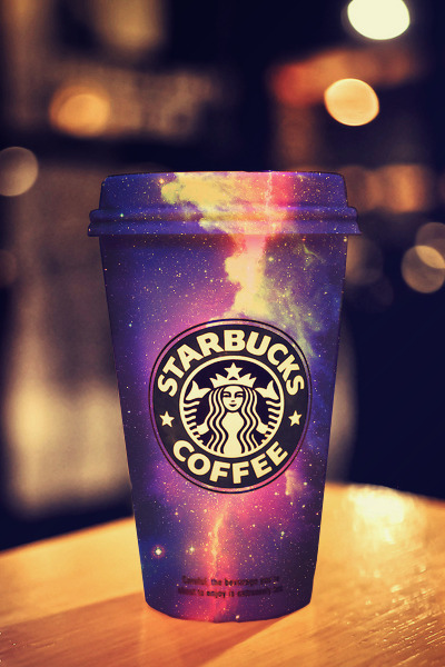 brokendreamer07:  starbucks on We Heart It. http://weheartit.com/entry/55265969