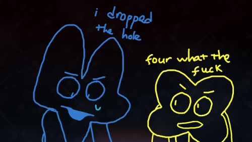h bfb four bfb x four bfb x bfb bfb battle for bfdi battle for dream island shitpost happy& 039;s trash