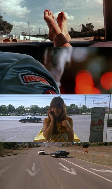 Death proof, 2007 (dir. Quentin Tarantino)