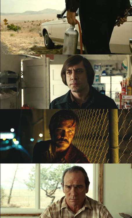No country for old men, 2007 (dir. Ethan & Joel Coen)