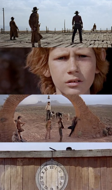Once Upon a Time in the West, 1968 (dir. Sergio Leone)