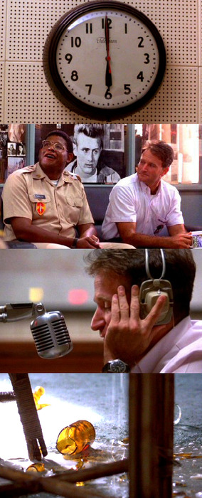 Good Morning, Vietnam - 1987 (dir. Barry Levinson)