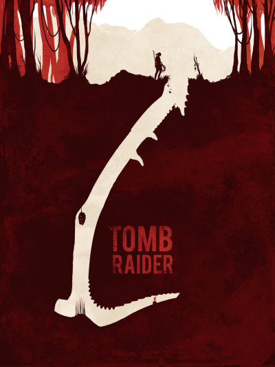 dudeletsgame:  Tomb Raider Reborn Contest Created by jmlan