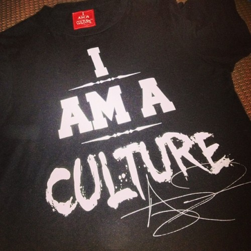 I had a dream… it came true @iamaculture The Brand!!!! Hola at me for shirt or visit iAmaCulture.com for my inventory Holllllaaaaa #2x #Greedy #AcedUp