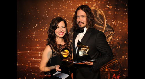 "FauxJo - Is it a Banjo or is it a Guitar? My Grammy Recap…I am fairly certain it has been at least a year since my last post so it's good to be back.  On Sunday, I spent the evening watching the Grammy's and having a tweet off with all kinds of weird people.  For the first time since I can remember, I actually watched the Grammy's. Overall, I thought they did a good job this year and enjoyed The Boss, Bonnie Raitt, Bruno Mars, Adele, The Beach Boys along with the highlight of the night which was ""The Civil Wars"" 60 second intro.  Hell, truth be told, I even enjoyed Taylor Swift and that massive pile of junk for her stage.  Prior to the airing of the Grammy's we had a number of great Americana bands pickup awards in category 59 ""American Roots"": Best Americana AlbumRamble At The Ryan — Levon Helm Best Bluegrass AlbumPaper Airplane — Alison Krauss & Union Station Best Blues AlbumRevelator — Tedeschi Trucks Band Best Folk AlbumBarton Hollow — The Civil Wars  The best part of the night for me though was making up the name FauxJo for Taylor Swift's guitar. I posted on twitter that her guitar was a ""Faux Banjo"" after I noticed it had a neck like a guitar and as someone clearly pointed out ""She's strumming the banjo — that's a no no"".  I got a number of messages, death threats and over the top rambles to leave Taylor alone.  In reality, I wasn't making fun of her or her guitar but was just pointing out that while it looks like a banjo it ain't a banjo.  No big deal right? After a day of thinking about it, I was even more impressed with Taylor in that how many people that popular have ever even worn a FauxJo? Can you imagine how many FauxJo's are being sold right now? To wrap all of this up, it was a good night for music and a great night for Americana / Folk in that we had some very talented people share a very public stage and do well.  Taylor's a part of that even if you don't want to believe it. Congratulations to Levon and The Civil Wars for a big win and kudos to our AmericanaMusic.org group for getting Americana up as a category!"
