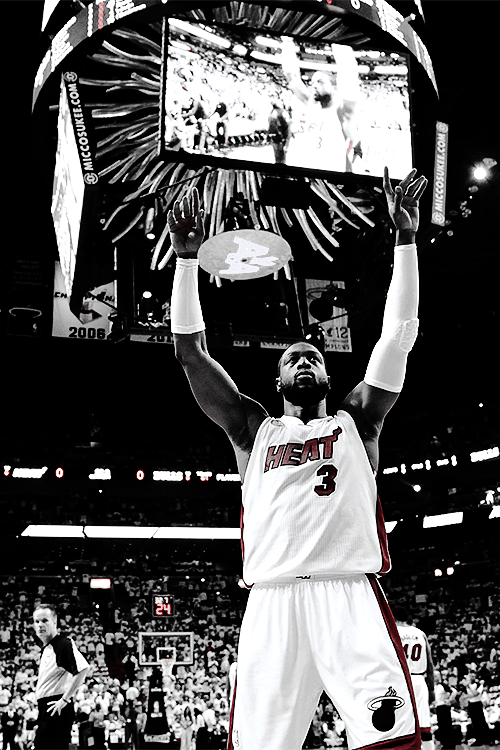 -heat:  18 points, 6 assists and 5 rebounds