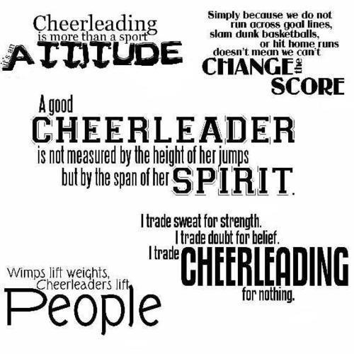 What's your favorite cheer quote?http://pinterest.com/chassecheer/