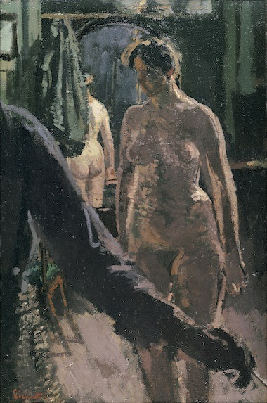 Walter Richard Sickert, The Studio: The Painting of a Nude, 1906