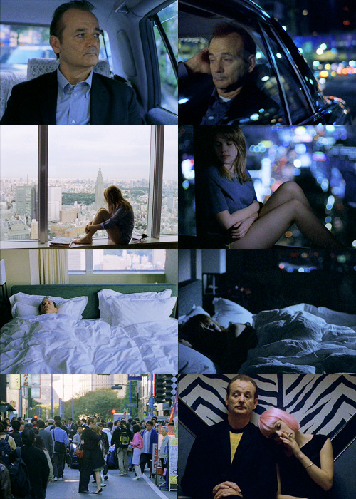 Day vs. Night in Lost in Translation (inspired by this)
