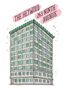 An Illustrated Tour of All The Buildings in New York (via BrainPickings)
