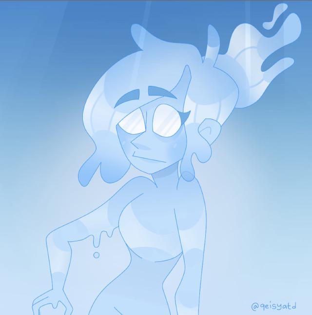 water girl tamara :0