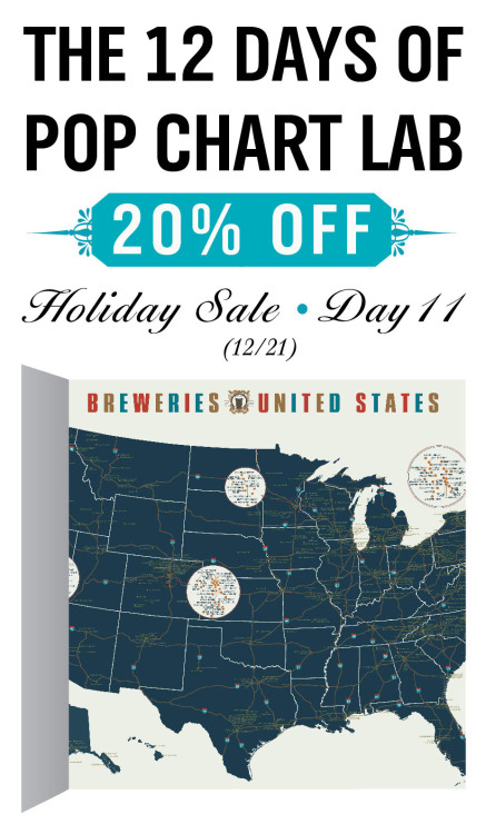 Today's sale: 20% off Breweries of the United States [To get it in time for Christmas, check our shipping chart.]