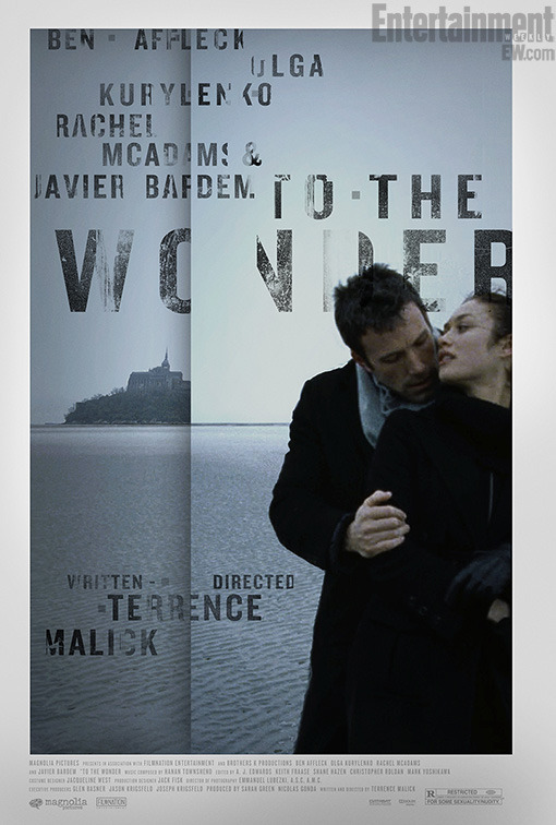 bbook:  See a New Poster for Terrence Malick's 'To the Wonder'
