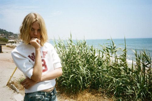 oystermag:  Exclusive: Urban Outfitters x Stolen Girlfriends Club Shot & Styled by Zara Mirkin